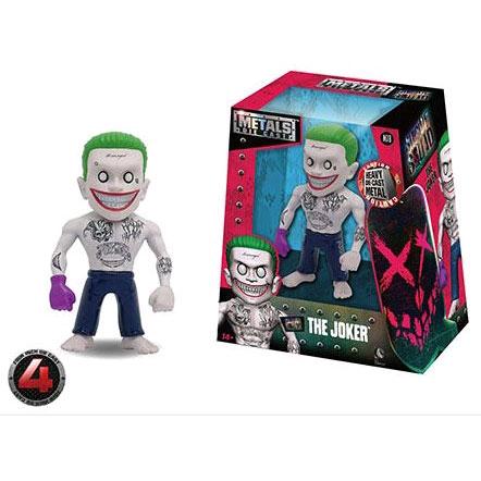 """Suicide Squad - Joker 4"""" Metals Wave 1"""