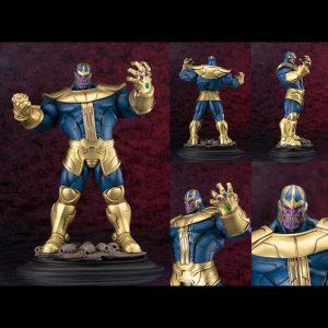 MARVEL UNIVERSE - Thanos Fine Art Statue