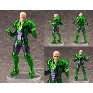 DC Comics - Lex Luthor ArtFX+ Statue
