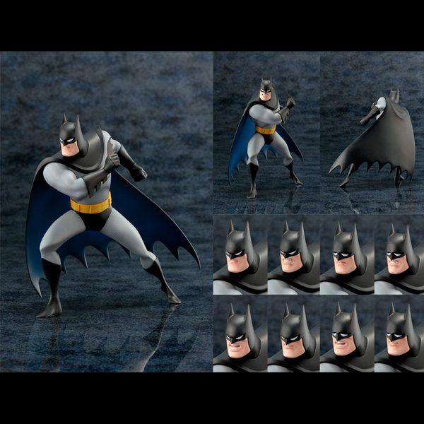 DC COMICS - Batman Animated Artfx+ Statue