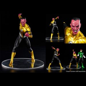DC COMICS - Sinestro New 52 ArtFX+ Statue