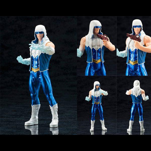 DC UNIVERSE - New 52 Captain Cold ArtFx+ Statue