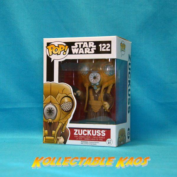 Star Wars - Zuckuss US Exclusive Pop! Vinyl Figure