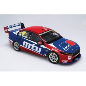 1:18 2016 Perth SuperSprint - DJR Team Penske MTU - Ford Falcon FGX - Coulthard