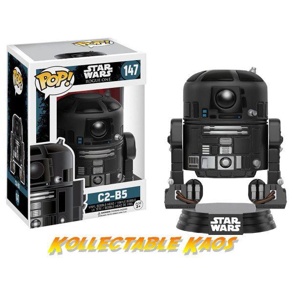 Star Wars: Rogue One - C2-B5 Pop! Vinyl Figure