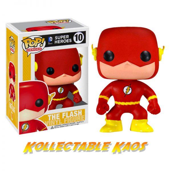 The Flash - The Flash Pop! Vinyl Figure
