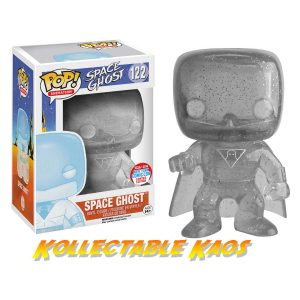 NYCC Pop! Animation: Invisible Space Ghost(RS)