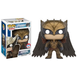 NYCC Pop! TV: Legends of Tomorrow – Hawkgirl