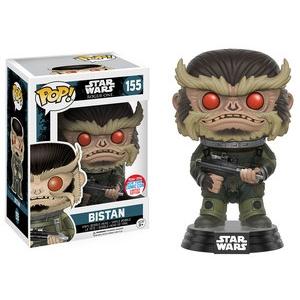 NYCC Pop! Star Wars: Rogue One – Bistan