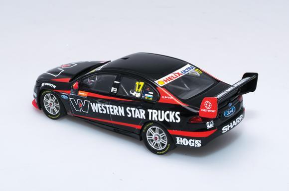 1:43 2016 Australian GP Coates Hire V8SC Challenge - DJR Team Penske - Ford Falcon FGX - Pye