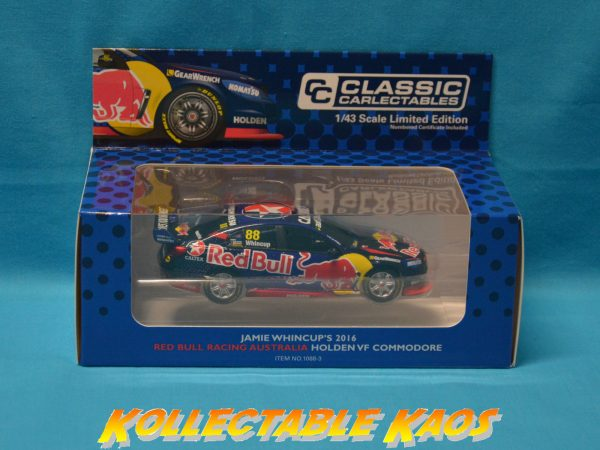 1:43 2016 Championship Series - Red Bull Racing - Whincup