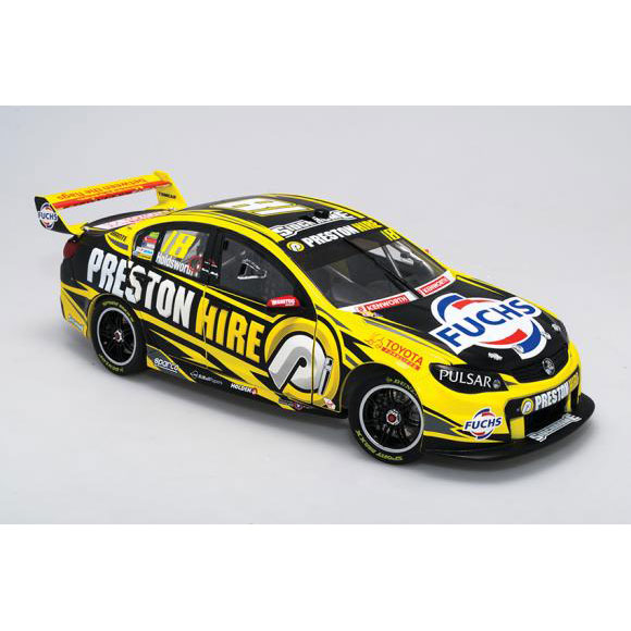 1:18 2016 Supercars Championship - Holden VF Commodore - Preston Hire Racing - Holdsworth