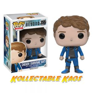 Star Trek: Beyond - Chekov in Survival Suit Pop! Vinyl Figure