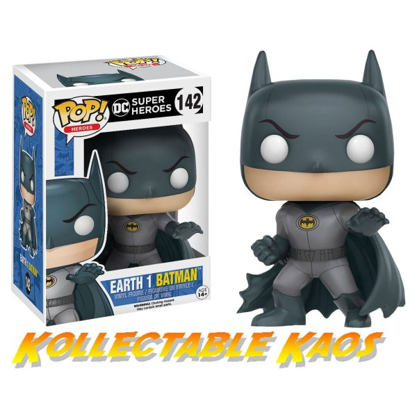 Batman: Earth One - Batman Pop! Vinyl Figure