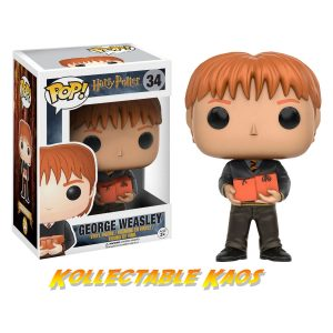 Harry Potter - George Weasley Pop! Vinyl Figure