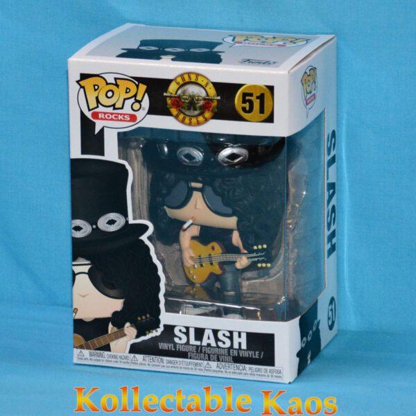 Guns N Roses - Slash Pop! Vinyl Figure