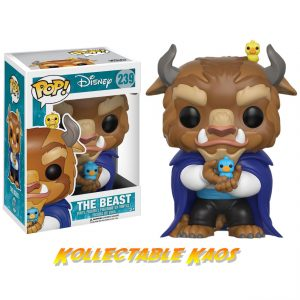 Beauty and the Beast - Winter Beast Pop! Vinyl Figure