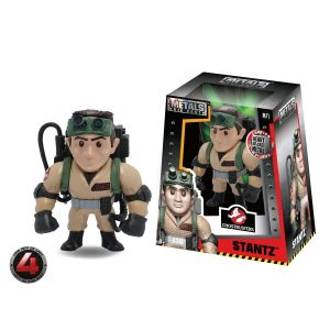 """Ghostbusters - Ray 10cm(4"""") Metals Wave 1"""