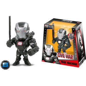 "Captain America: Civil War - War Machine 15cm(6"") Metals Die-Cast Action Figure"