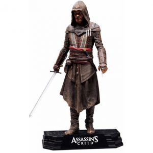 "Assassin's Creed: Movie - Aguilar 7"" Colour Tops Action Figure"