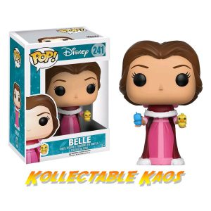 Beauty and the Beast - Winter Belle Pop! Vinyl Figure