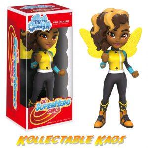 """DC Super Hero Girls - Bumblebee Rock Candy 12.5cm(5"""") Vinyl Figure"""