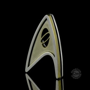 Star Trek Beyond - Science Magnetic Insignia Badge