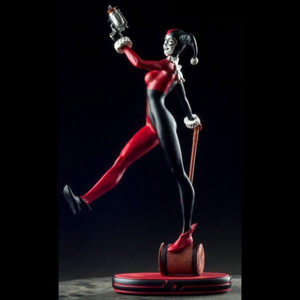 "Batman - Harley Quinn DC Cover Girls 21cm(8.5"") Statue - 2nd Edition"