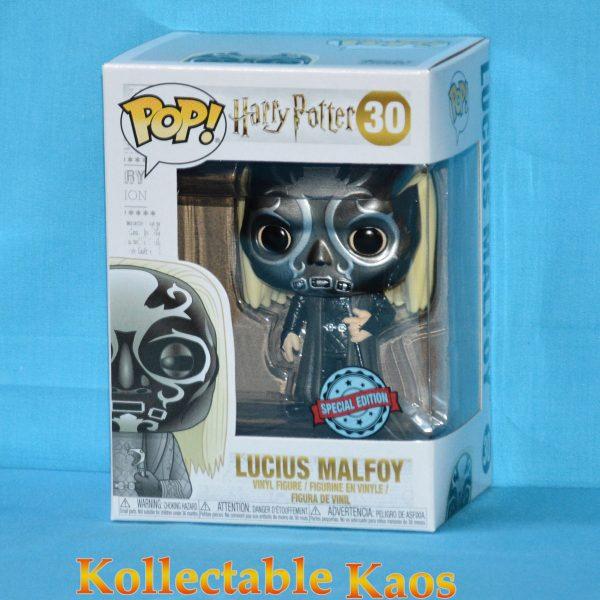 Harry Potter - Lucius as Death Eater Pop! Vinyl Figure (RS)