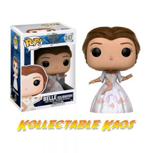 Beauty and the Beast (2017) - Belle (Celebration) Pop! Vinyl Figure