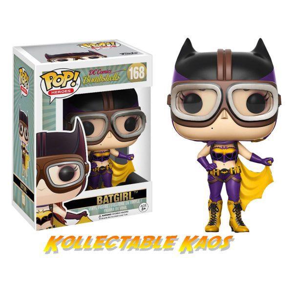 Batman - DC Bombshells Batgirl Pop! Vinyl Figure