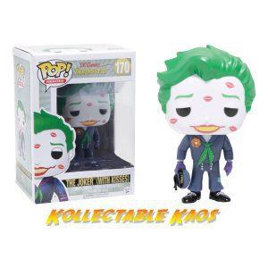 Joker with Kiss Pop