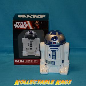 Star Wars - R2D2 Ceramic Bank