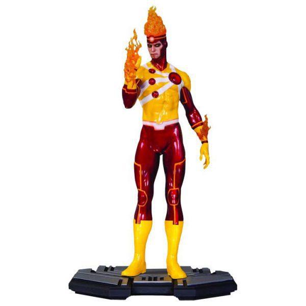 """DC Comics - DC Icons - Firestorm 12"""" Statue"""