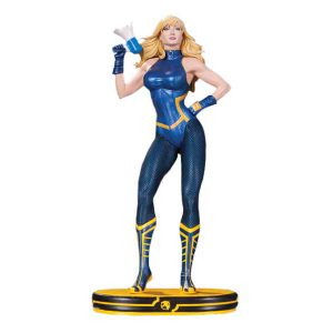"Green Arrow - DC Cover Girls Black Canary 10"" Statue"
