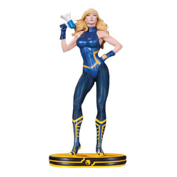 """Green Arrow - DC Cover Girls Black Canary 10"""" Statue"""
