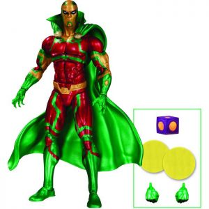 """Justice League: Earth 2 - Mister Miracle DC Icons 6"""" Action Figure"""