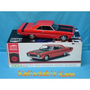 1:18 DDA - 1970 Chrysler VG Valiant - Little Red Ridin