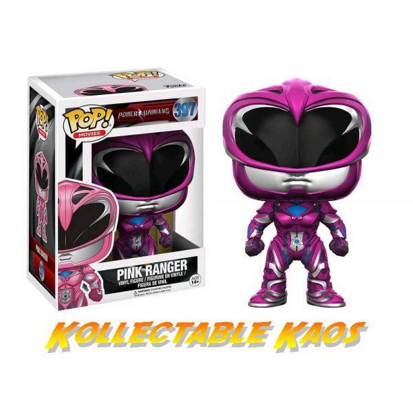 Power Rangers: Movie - Pink Ranger Pop! Vinyl