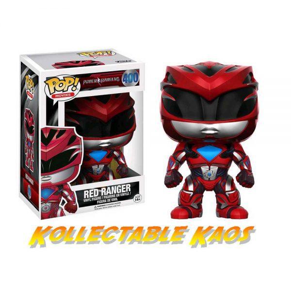 Power Rangers: Movie - Red Ranger Pop! Vinyl