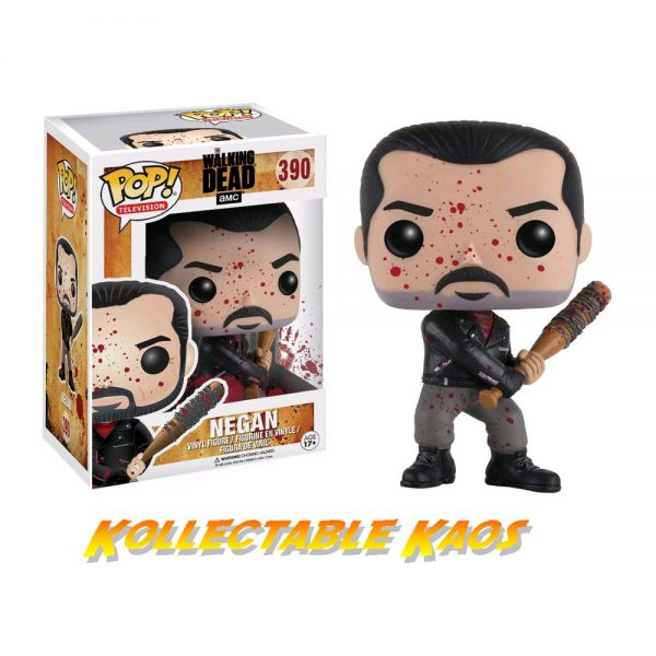 The Walking Dead - Negan Bloody Pop