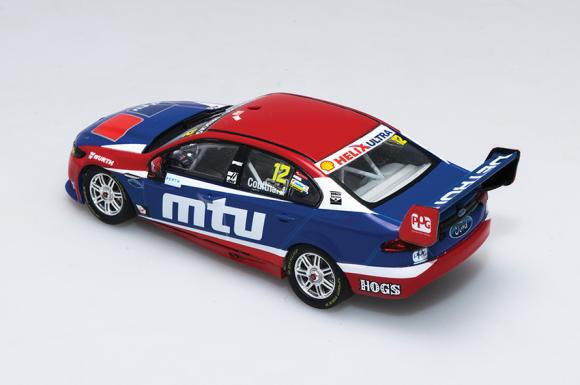 1:43 2016 Perth SuperSprint - DJR Team Penske MTU - Ford Falcon FGX - Coulthard