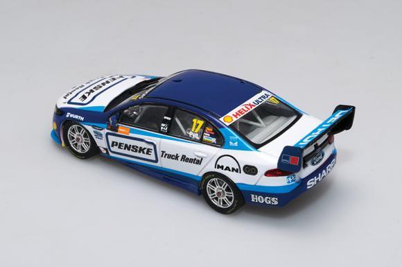 1:43 2016 Coates Hire Ipswich SuperSprint - DJR Team Penske - Ford Falcon FGX - Pye