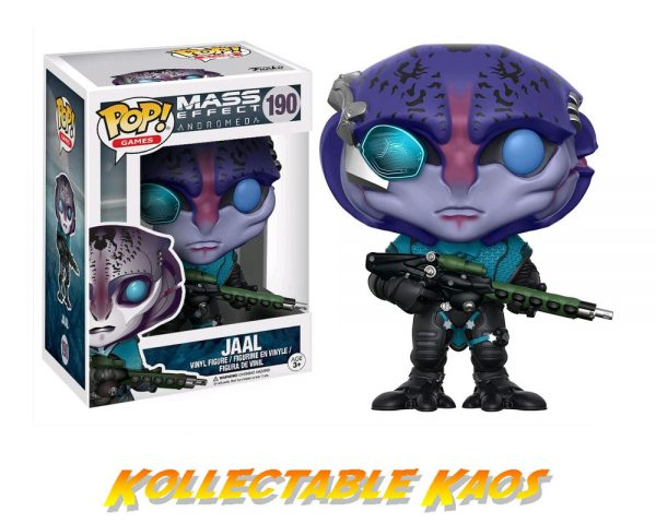 Mass Effect: Andromeda - Jaal Pop! Vinyl Figure