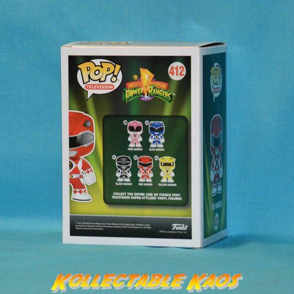 Power Rangers - Teleporting Red Ranger Pop! Vinyl Figure(RS)