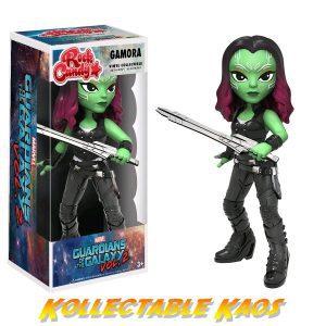 "Guardians of the Galaxy: Vol 2 - Gamora Rock Candy 12.5cm(5"") Vinyl Figure"