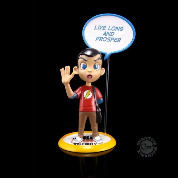 The Big Bang Theory - Sheldon Q-Pop Figure