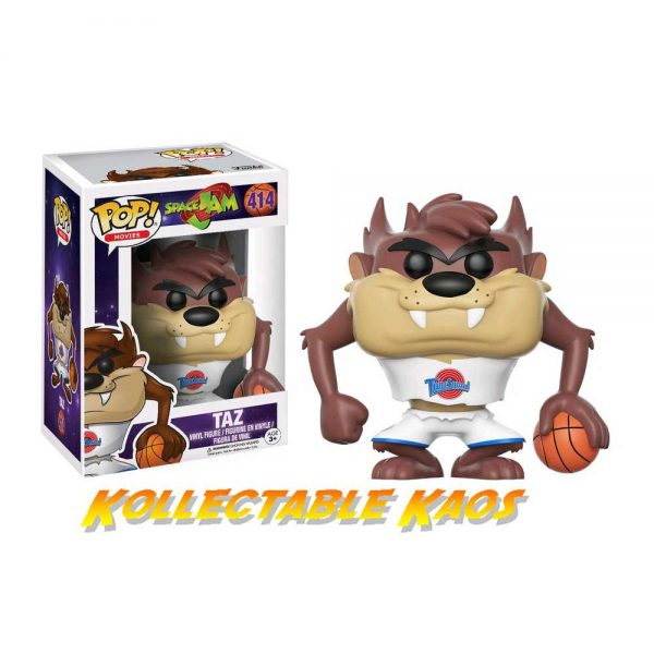 Space Jam - Taz Pop! Vinyl Figure