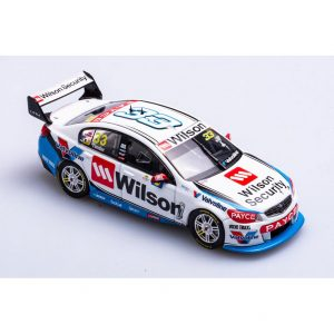 B43H17G Garth Tander 1 300x300 - 1:43 2017 Holden VF Commodore - Wilson Security Racing GRM - Garth Tander