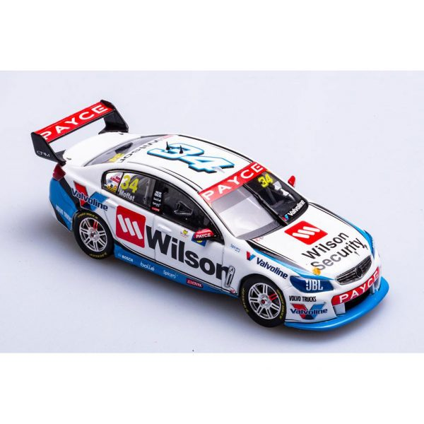 B43H17H James Moffat 1 600x600 - 1:43 2017 Holden VF Commodore - Wilson Security Racing GRM - James Moffat